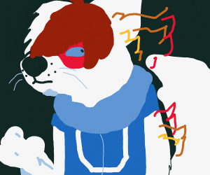 Todoroki but as a fox?
