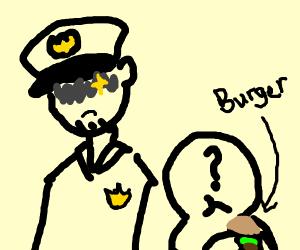 Vegan Police be watchin'