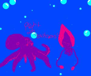 ignorant octopus