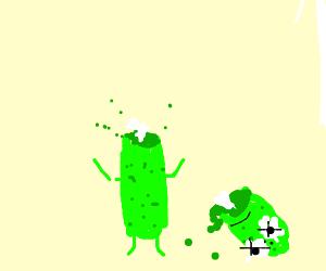 Headless Pickle-Man