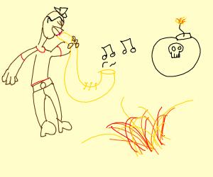 explosive jazz