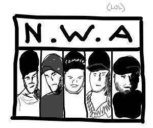 That one rap gang