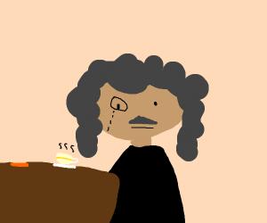a very british judge