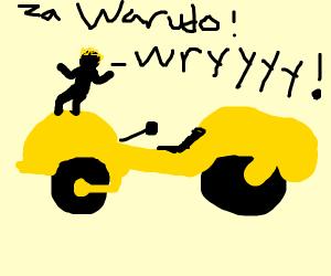 Za Warudo!