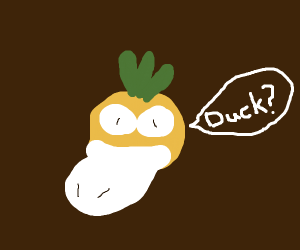 If psyduck was a vegetable