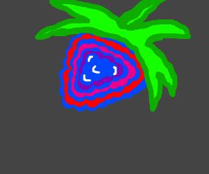 Blue-ish Raspberry