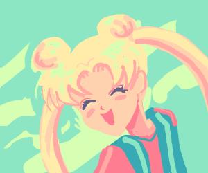 Cute Sailor Moon c: