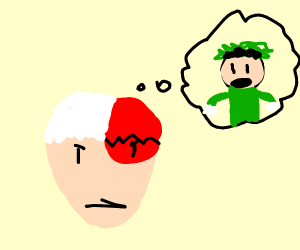 todoroki thinking about deku
