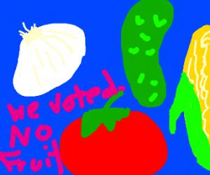 Vegetable meeting