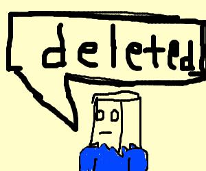 delete this post