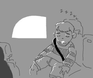 Falling Asleep in the Car