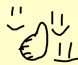 Thumb is up