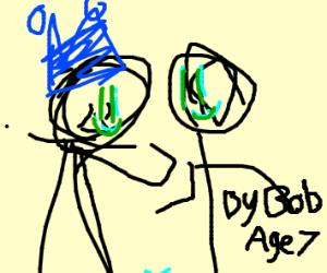 Draw like a 7 year old - Drawception