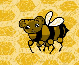 bee monkey hybrid