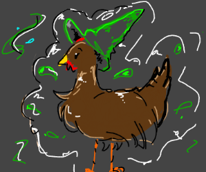 Mystical Chicken