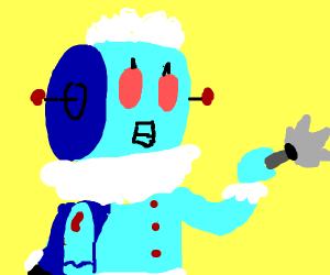 A robot maid