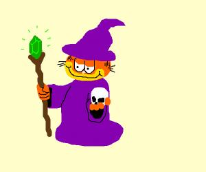 Garfield mage