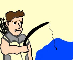 Hawk Fishing