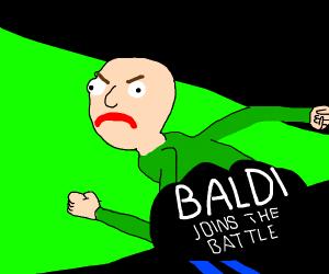 New Challenger! Baldi