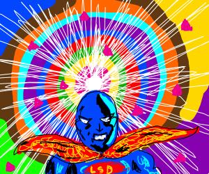 LSD superhero