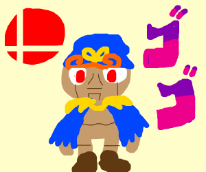 Geno for Smash (menacing)