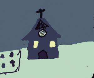 A lil church