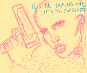 Bald Jeffree Star is gonna shoot your boss