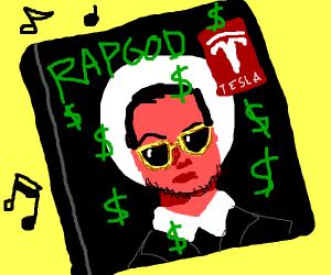Elon Musk's rap album