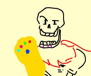 Thanos Papyrus