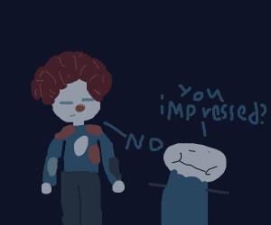 Unimpressed Clown