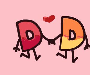 Drawception Valentine