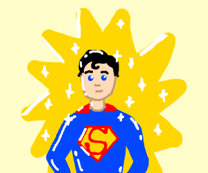 Shiny Superman