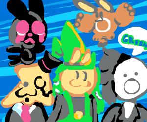 Pokememe squad
