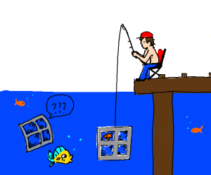 Fishing for a Window