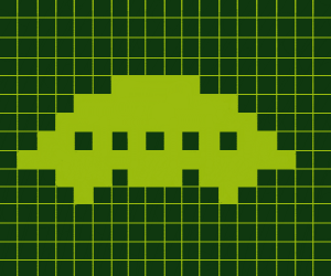 Space Invaders UFO