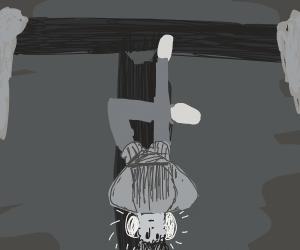 The hanged man (tarot card)