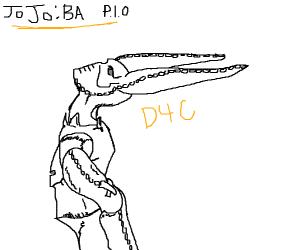 Jojo's bizarre adventure PIO