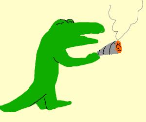 Stoned Alligator