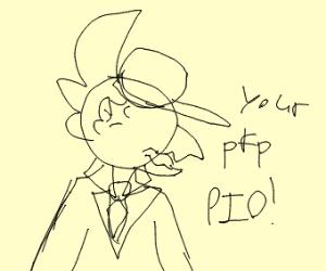 Your profile pic, PIO