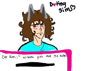 Cat boy dating simulator