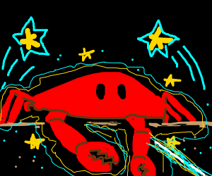 Enchanted Crab