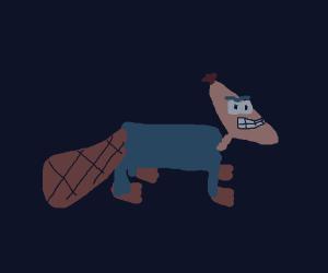 Dr. Doofensmirtz the Platypus.