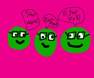 Geeky Peas