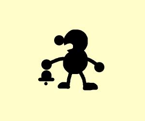 Mr. Game-n-watch