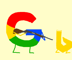 Google kills the competition... Literally