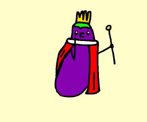 king eggplant