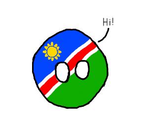 Namibia-ball