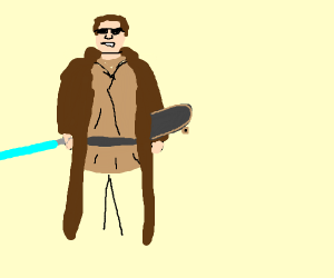Extreme Jedi