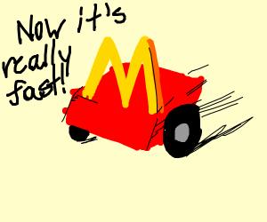 McDonalds on wheels