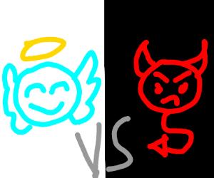 Nice people vs Bad people